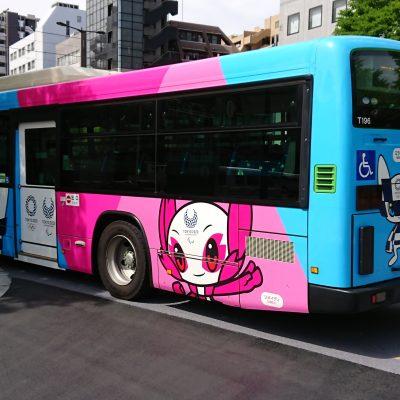 2020オリンピックバス2